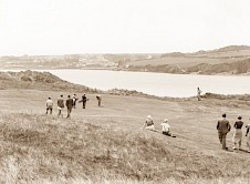 16th Green 1930s