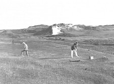 The current 5th tee