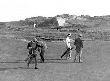 The now 4th Green