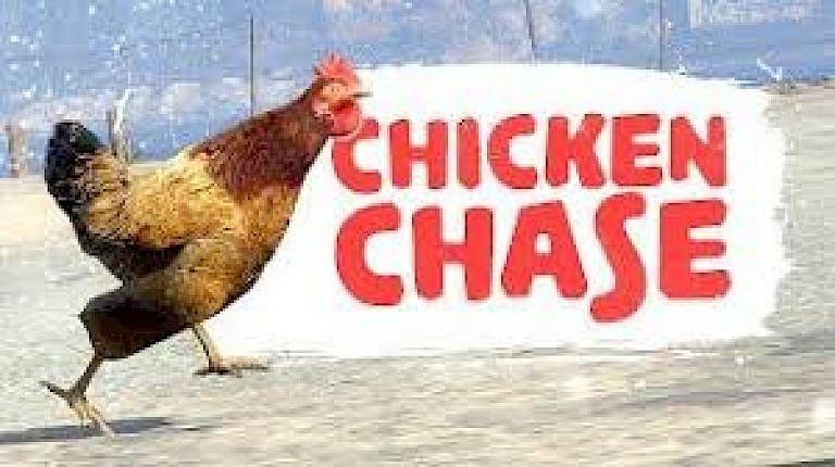 Chicken Chase Tee Times - Saturday 5th January - 10:00