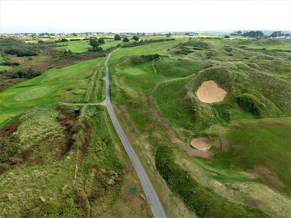 6th Hole reopen Wednesday 19th December