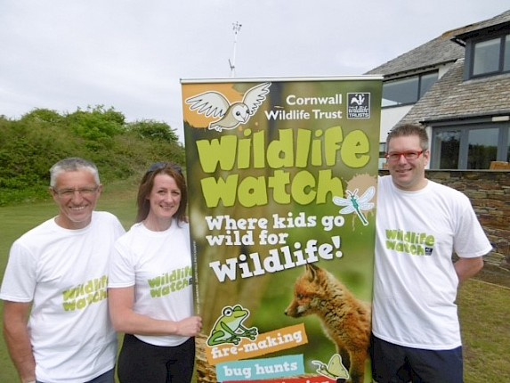 Speed Golf Sponsorship - In Aid of Cornwall Wildlife Trust (Wildlife Watch)