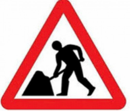 Service Road - No Access Via Brea Road - Wednesday 14th / Thursday 15th August 2019