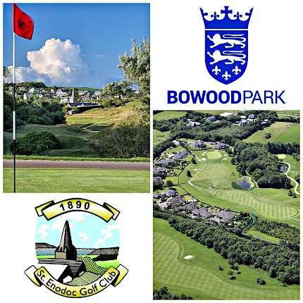 North Cornwall Pairs 2019 - Tee Times