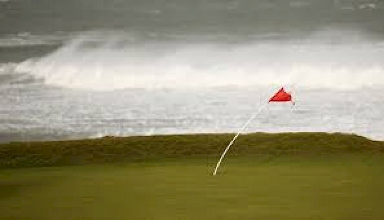 Flagsticks - Windy Conditions - Competitive Play