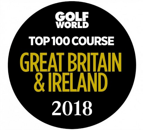 Golf World 2018 - GB & I Top 100 Rankings