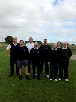 President's Trophy loss to Newquay GC