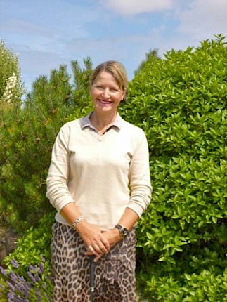 Penny Cartwright selected for Cornwall Ladies