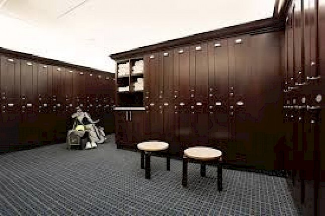 Committee reveal plans for changing room refurbishment.