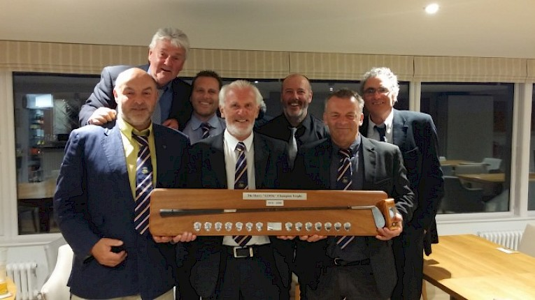 St Enodoc wins the Harry Champion Trophy