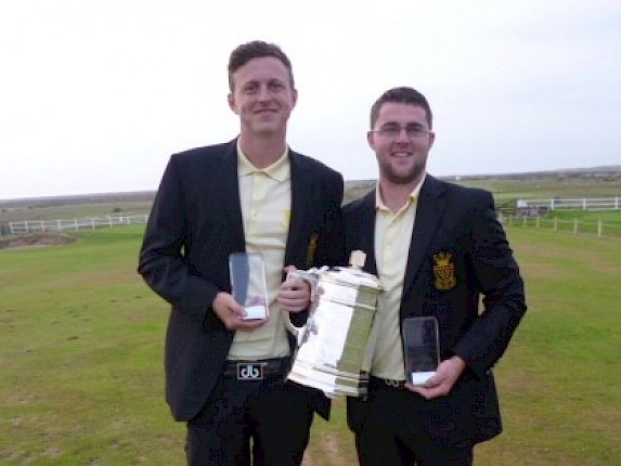 Mixed fortunes on day 2 at Sunningdale for St Enodoc