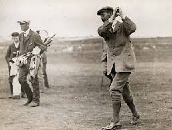 125 Years of Golf at St Enodoc