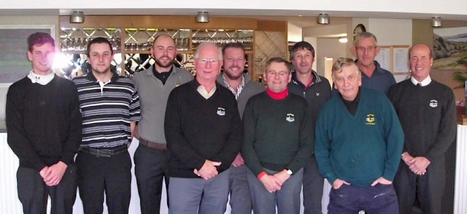 Annual Greenkeepers' Match