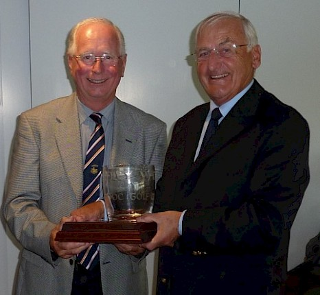 Seniors AGM & Prize Giving