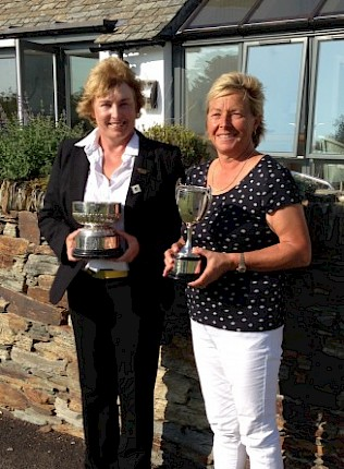 Cornwall Ladies County Golf Association hold their Autumn Meeting at St Enodoc.