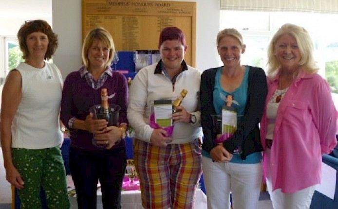 Ladies Open Day Results