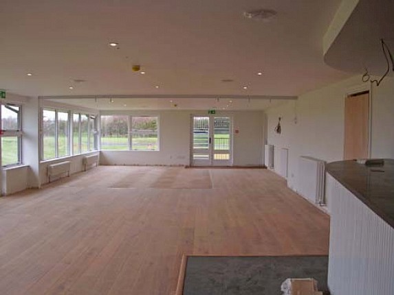 Clubhouse Redevelopment Update