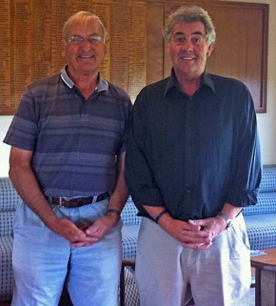 Clean Sweep at Lanhydrock Seniors Open