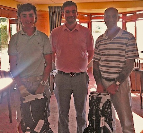 Antony Nash Golf Day