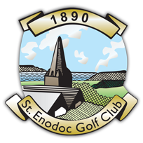 St Enodoc Golf Club in Cornwall logo